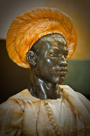 African Sultan