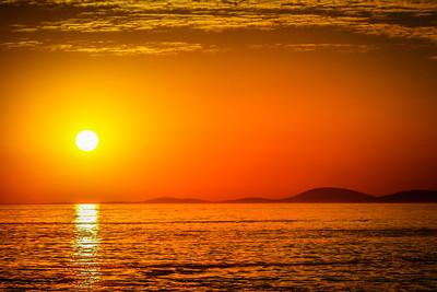 Uruguayan Sunrise