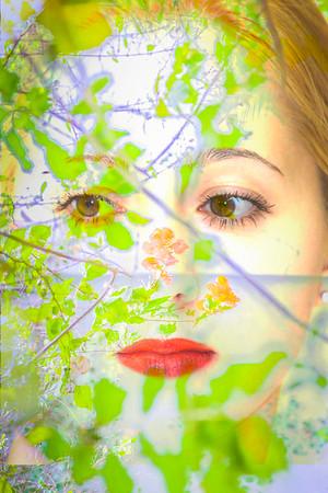 Aora - La ninfa del bosque
