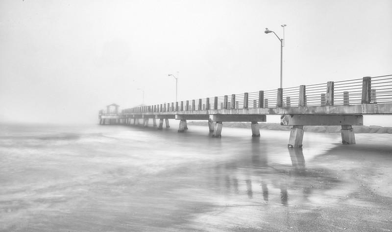 Foggy Morning Ft.Desoto