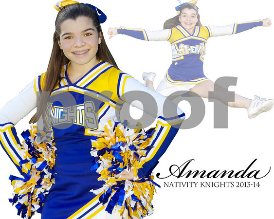 8x10 only