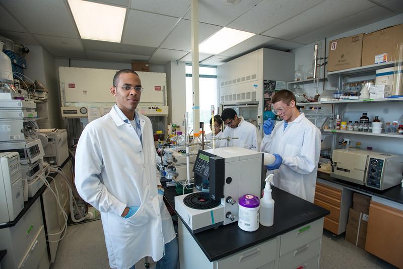Aspiring Scientist Summer Internship Program