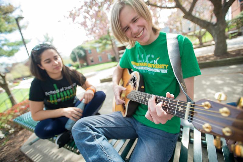 Arts Living Learning Community