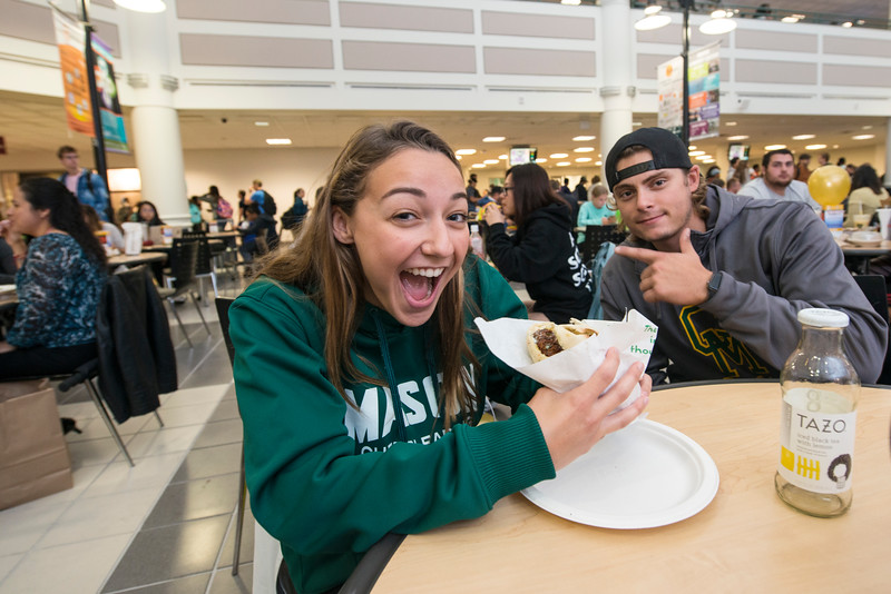 Food Court Grand Opening