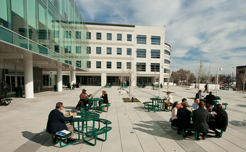 Van Metre Hall and The Mercatus Center at Mason's Arlington Campus