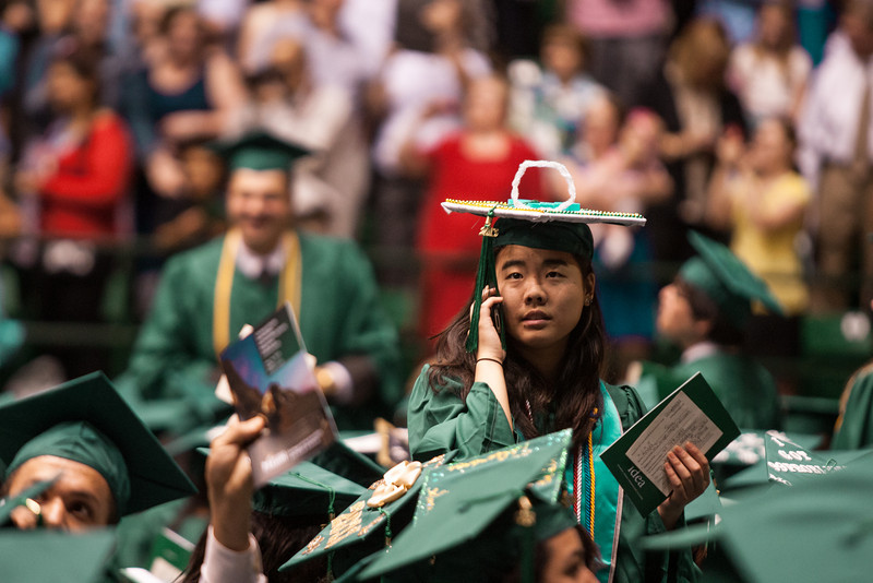 College of Humanities and Social Sciences 2013 Convocation