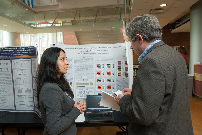 School of Systems Biology Student Research Day