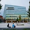 Van Metre Hall on Arlington Campus. Photo by Alexis Glenn/Creative Services/George Mason University