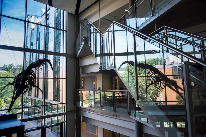 Exploratory Hall atrium