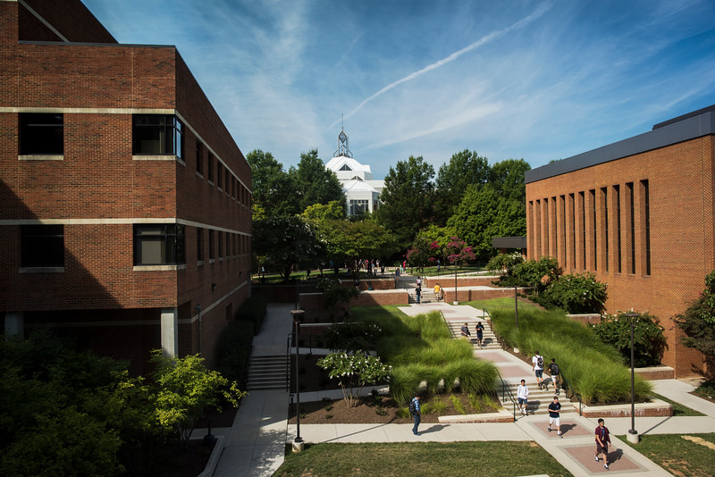 Johnson Center and Fairfax Campus