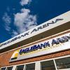 Eagle Bank Arena Sign
