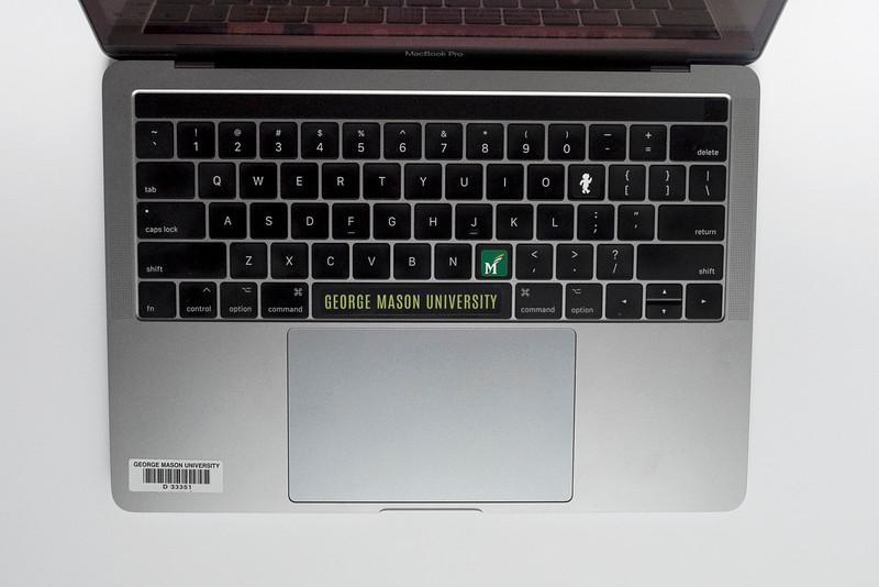 Student laptops (Bethany Camp/Creative Services/George Mason University)