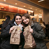 Chipotle Opening.  Photo by:  Ron Aira/Creative Services/George Mason University