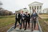 Mason students visit the Virginia State Capitol during Mason Lobby Day in Richmond. Photo by Alexis Glenn/Creative Services/George Mason University