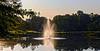 Mason Pond and Fountain