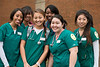 CHHS Nursing students