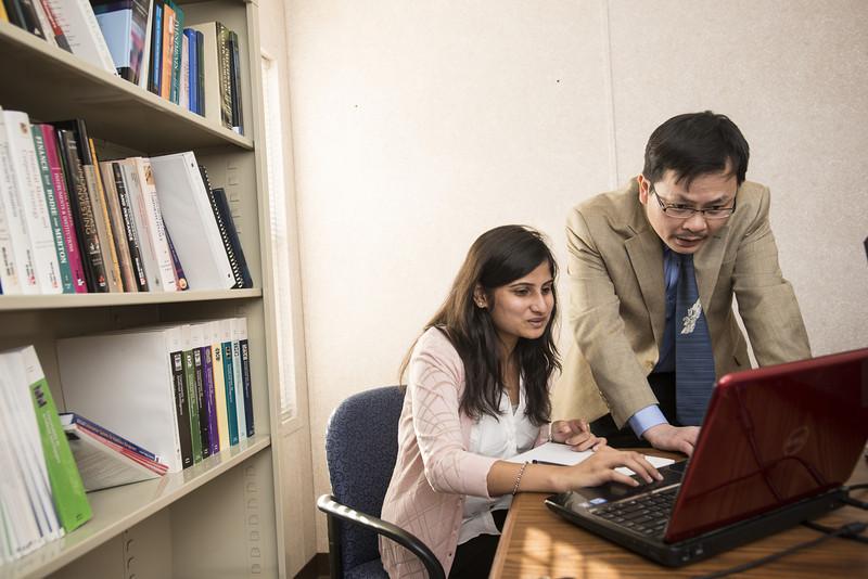 Phan Giang and Ramya Madhavaram