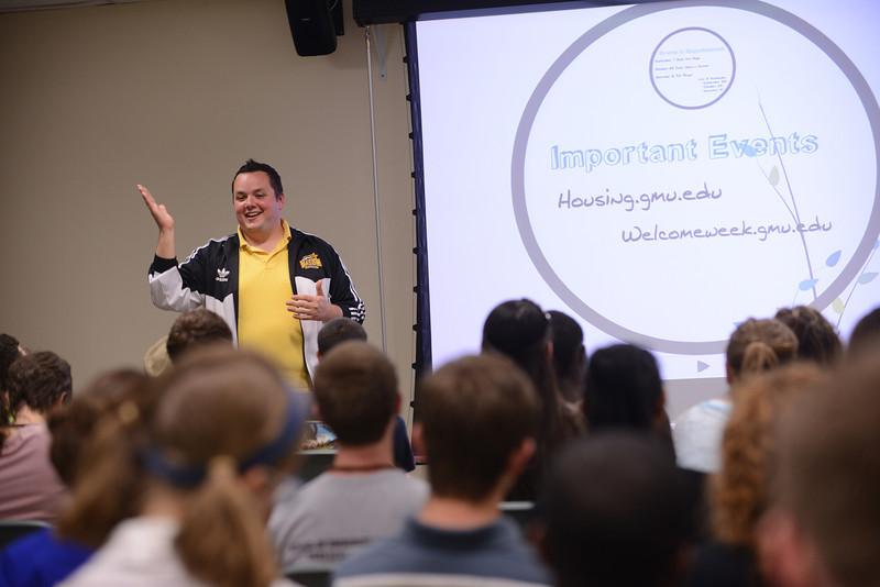 Living Learning Community training
