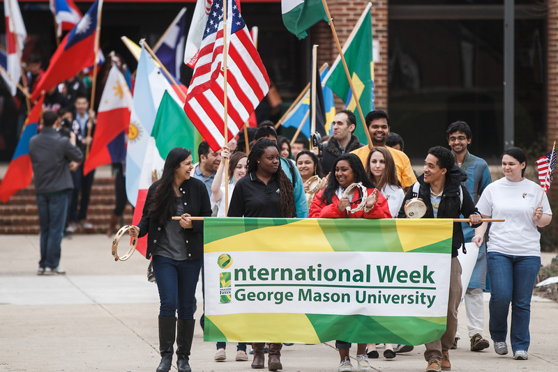 2014 International Week Parade