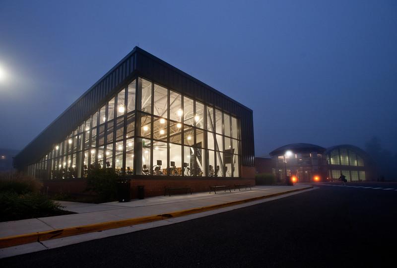 Aquatic and Fitness Center - Fairfax Campus