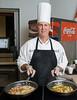 Peter Schoebel, Sodexo Executive Chef