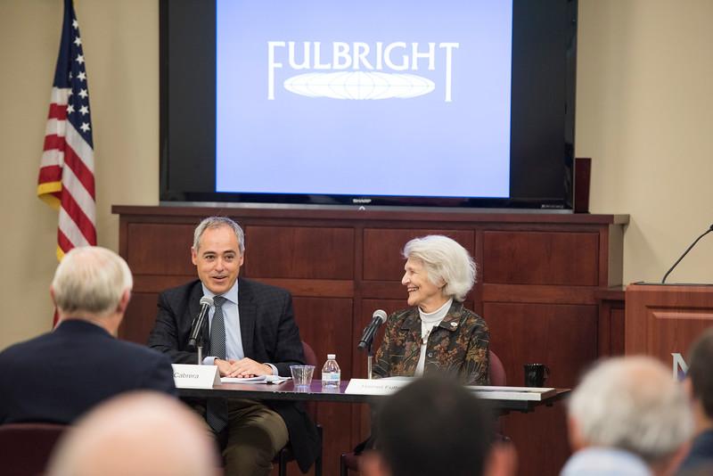 Fulbright Scholar Faculty Workshop