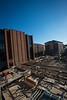 Fenwick Library Construction