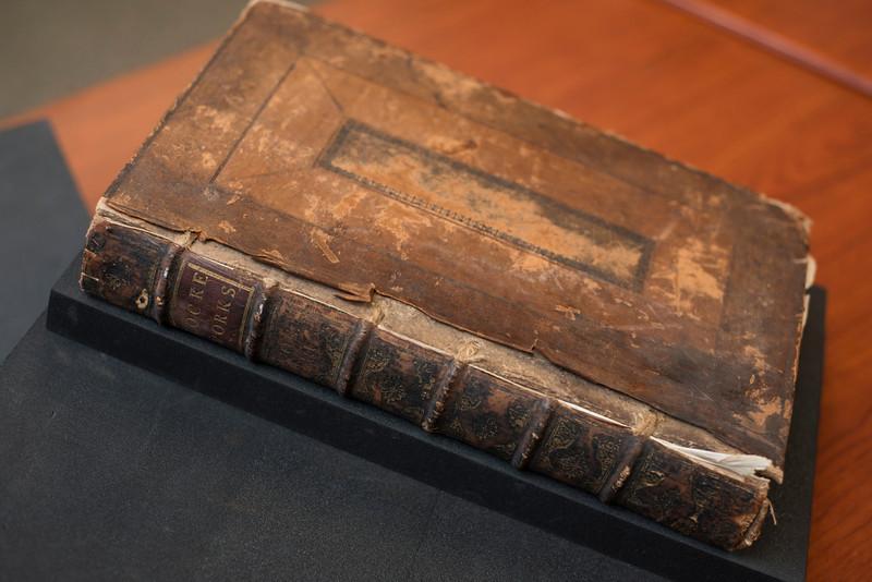 Historic books by John Locke