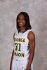 Women's Basketball Headshots.  Taylor Brown. Photo by Rafael Suanes/Athletics