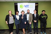 Preliminary rounds of the 3MT competition.  Photo by:  Ron Aira/Creative Services/George Mason University