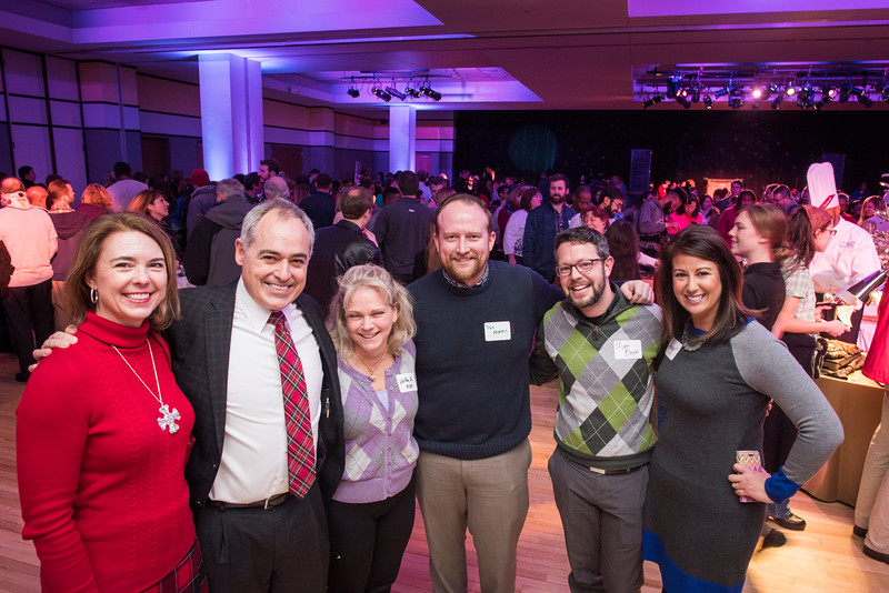 Fairfax Campus holiday party