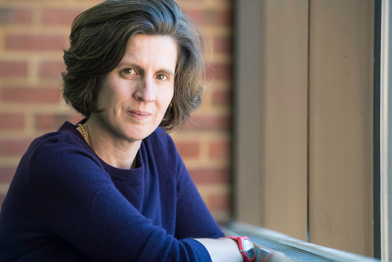 George Mason University English professor and poet Sally Keith has landed the prestigious John Simon Guggenheim Memorial Foundation Fellowship.  Photo by:  Ron Aira/Creative Services/George Mason University