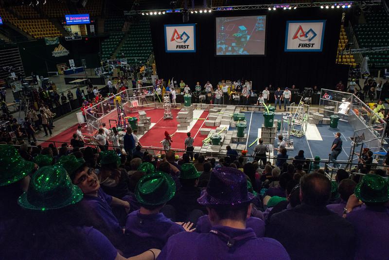 FIRST DC Regional Robotics Competition