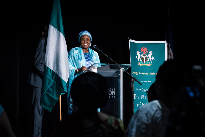 First Lady of the Federal Republic of Nigeria