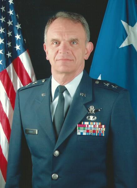 Maj Gen (Ret) Robert H. Latiff, Ph.D. United States Air Force photo