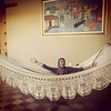I learned to love hammocks in Nicaragua.  Provided by Sameen Yusuf