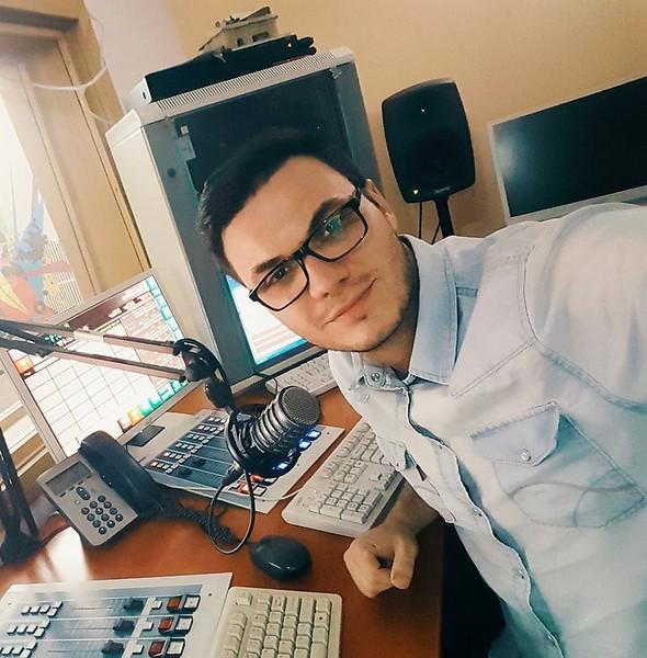 Macedonian media fellow, Igor Stojanov