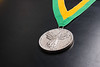 Mason Medals.  Photo by:  Ron Aira/Creative Services/George Mason University