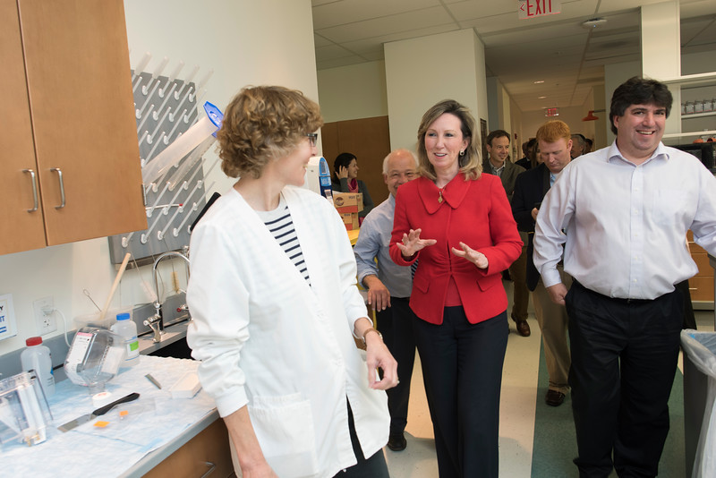 Institute for Advanced Biomedical Research, Congresswoman Barbara Comstock