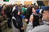Senator Tim Kaine visits Fairfax Campus