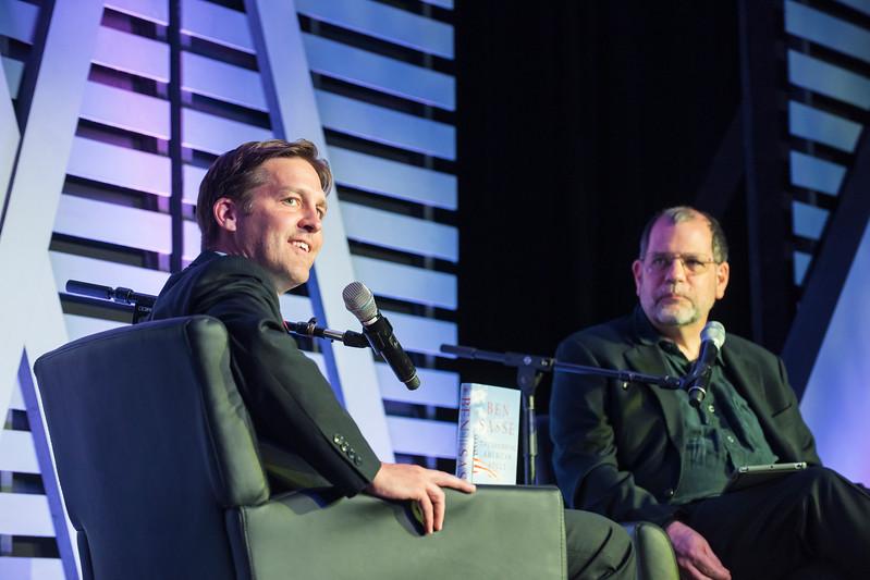 Ben Sasse with Tyler Cowen