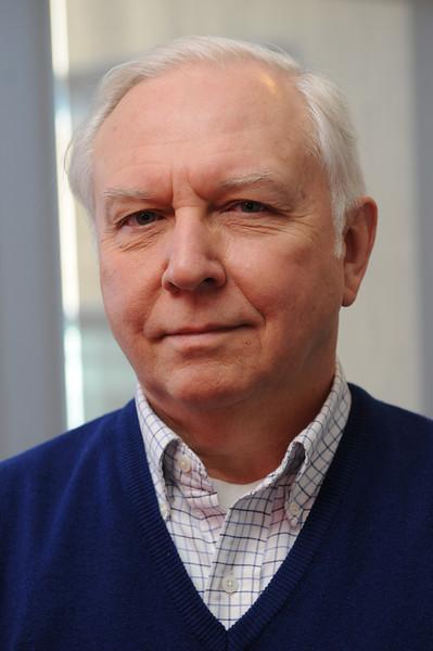Ken Hintz, IT&E.  Photo by Creative Services/George Mason University
