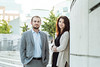 Anna Schaffner and Paul Coyle, Scalia Law School