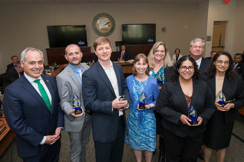 Jack Wood Award recipients