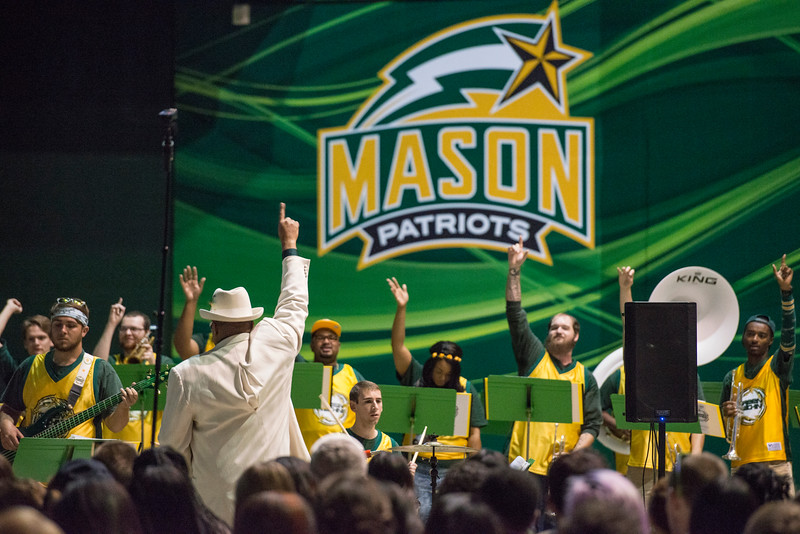 2015 New Student Convocation