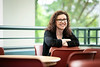 Shannon Davis, Prof, SOCI / Dir, Grad Studies; Interim Sr Assoc Dean CHSS, Sociology and Anthropology.   Photo by:  Ron Aira/Creative Services/George Mason University