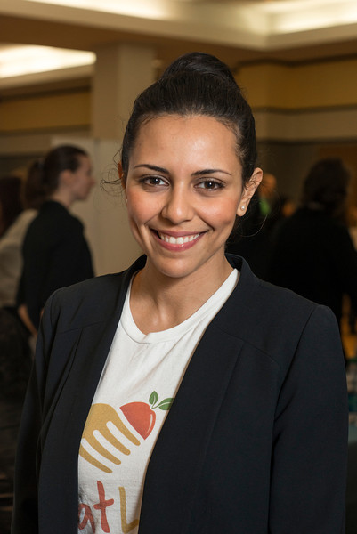 Heba Saleh, founder of EatLuv