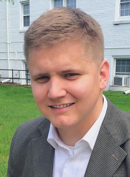 Graduating law student and Post columnist Thomas Wheatley. Handout