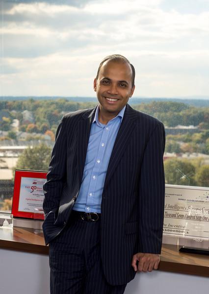 Alumnus Mahfuz Ahmed