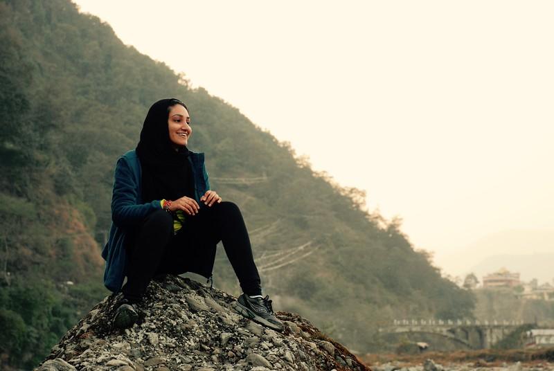 Pokara, Nepal.  Provided by Sameen Yusuf
